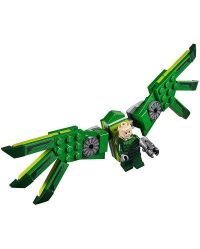 Конструктор Lego Marvel Super Heroes - Машината на Spider-Man (76114) - 6