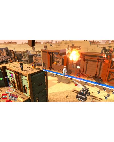 LEGO Movie: The Videogame (PS4) - 7
