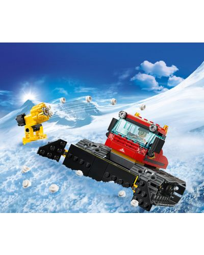 Конструктор Lego City - Ратрак (60222) - 5