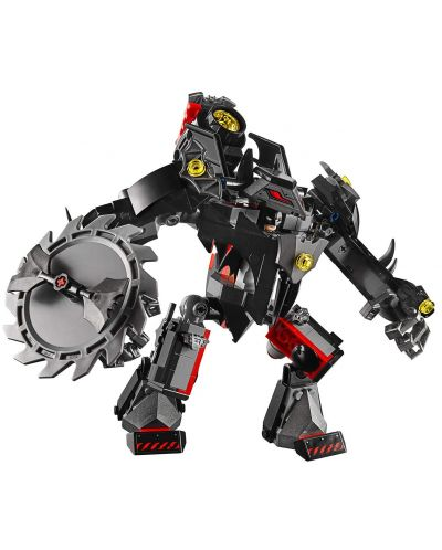 Конструктор Lego DC Super Heroes - Batman Mech vs. Poison Ivy Mech (76117) - 7