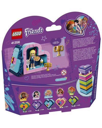 Конструктор Lego Friends - Кутията с форма на сърце на Stephanie (41356) - 1