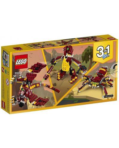 Конструктор Lego Creator - Митични същества (31073) - 7