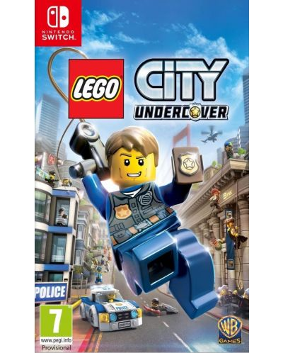LEGO City Undercover (Nintendo Switch) - 1