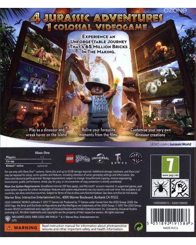 LEGO Jurassic World (Xbox One) - 4