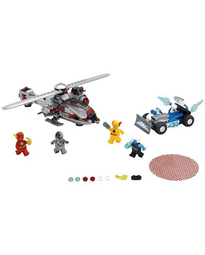 Конструктор Lego Super Heroes - Speed Force Freeze Pursuit (76098) - 5
