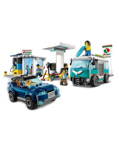 Конструктор Lego City Nitro Wheels - Сервизна станция (60257) - 7