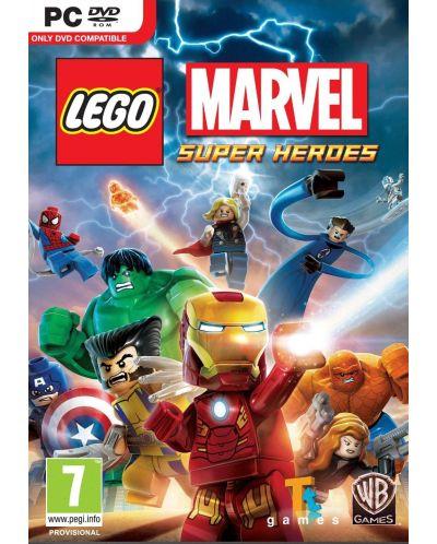 LEGO Marvel Super Heroes (PC) - 1