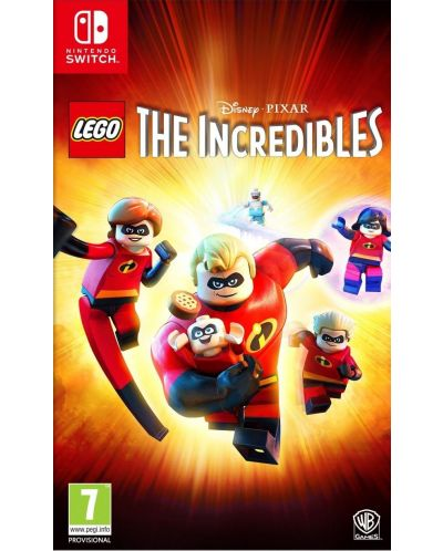 LEGO The Incredibles (Nintendo Switch) - 1