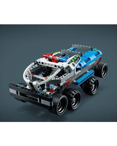 Конструктор Lego Technic - Полицейско преследване (42091) - 8