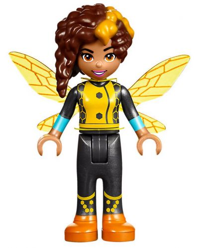 Конструктор Lego DC Super Hero Girls - Хеликоптер на Бръмбъра™ (41234) - 5