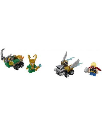 Конструктор Lego Super Heroes - Mighty Micros: Thor vs. Loki (76091) - 7
