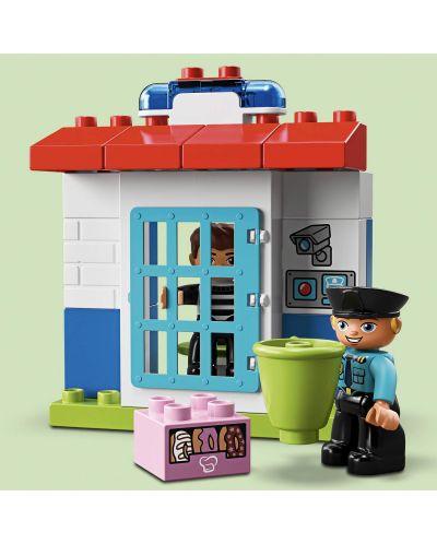Конструктор Lego Duplo - Полицейски участък (10902) - 6