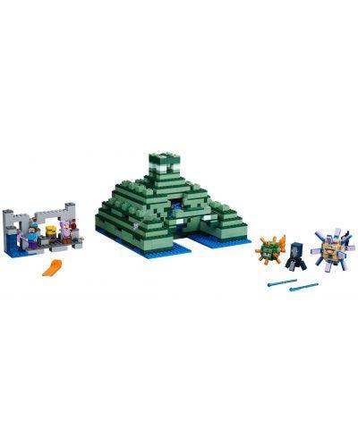 Конструктор Lego Minecraft - Океански монумент (21136) - 10