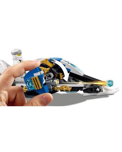 Конструктор Lego Ninjago - Мотоциклетът на Kai и снегомобилът на Zane (70667) - 3