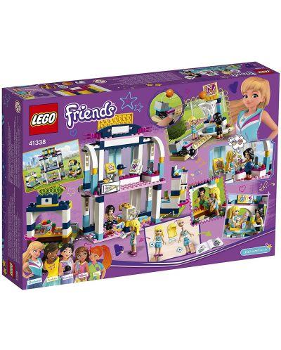 Конструктор Lego Friends - Спортната арена на Stephanie (41338) - 1