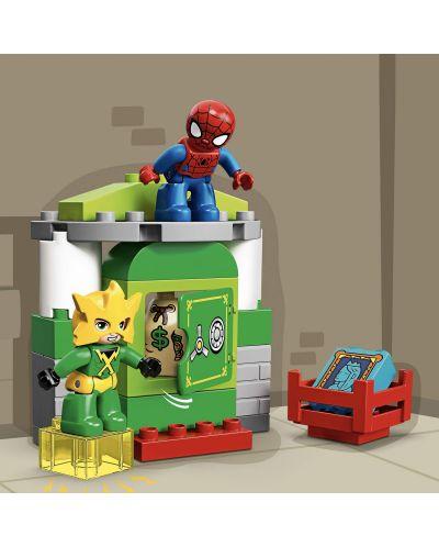 Конструктор Lego Duplo - Spider-Man срещу Electro (10893) - 1