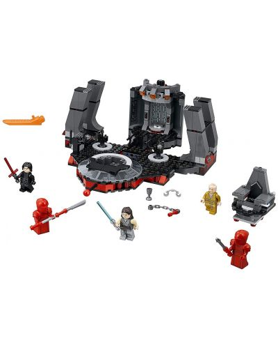 Конструктор Lego Star Wars - Snoke's Throne Room (75216) - 3