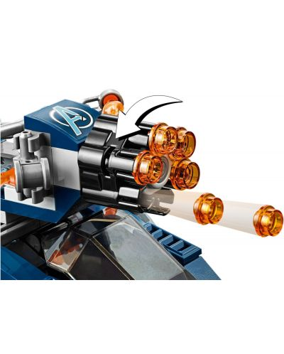 Конструктор Lego Marvel Super Heroes - Avengers: схватка с камион (76143) - 7