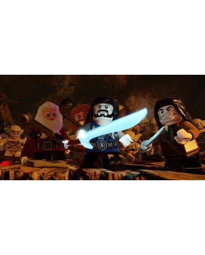 LEGO The Hobbit (PS3) - 4