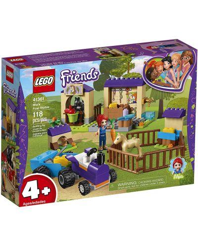 Конструктор Lego Friends - Конюшнята на Mia (41361) - 5