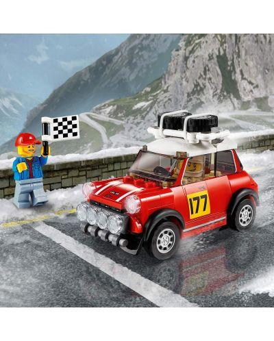 Конструктор Speed Champions - 1967 Mini Cooper S Rally и 2018 MINI John Cooper Works Buggy (75894) - 3