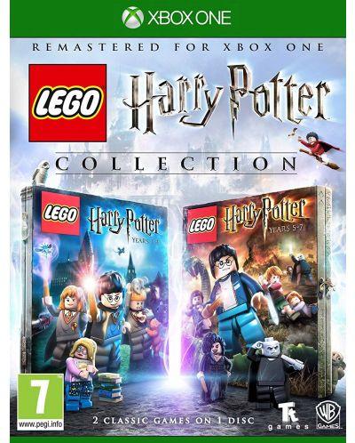 LEGO Harry Potter Collection (Xbox One), Разопакован - 1