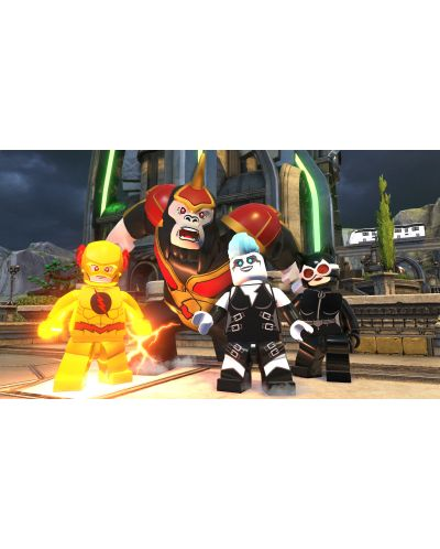LEGO DC Super-Villains (Xbox One) - 4