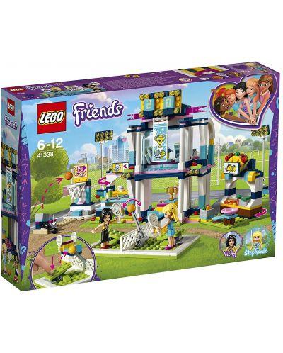 Конструктор Lego Friends - Спортната арена на Stephanie (41338) - 8