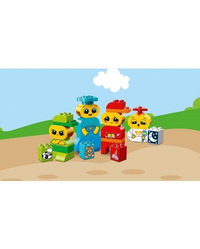 Конструктор Lego Duplo - Моите първи емоции (10861) - 4