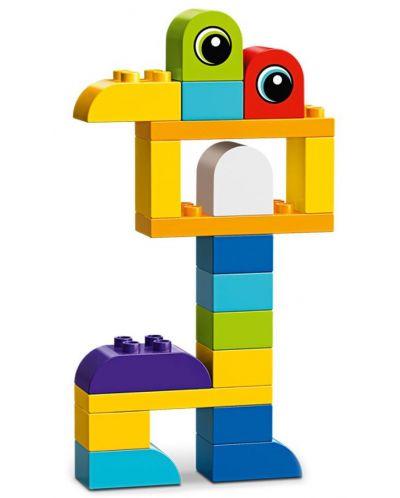 Конструктор Lego Duplo - Посетителите на Емет и Люси от планета DUPLO® (10895) - 2