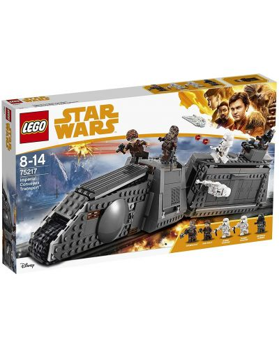 Конструктор Lego Star Wars - Imperial Conveyex Transport (75217) - 3
