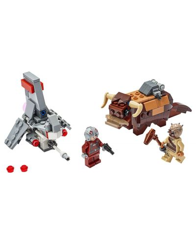 Конструктор Lego Star Wars - T-16 Skyhopper vs Bantha Microfighters (75265) - 3