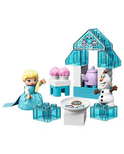 Конструктор Lego Duplo Princess - Чаеното парти на Елза и Олаф (10920) - 4