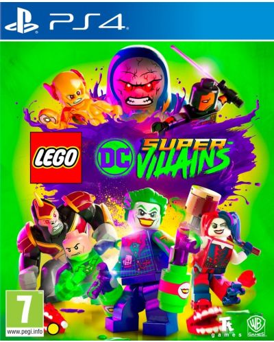 LEGO DC Super-Villains (PS4) - 1