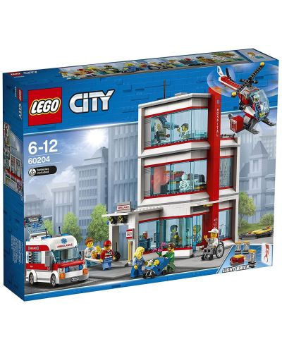 Конструктор Lego City - Болница (60204) - 1