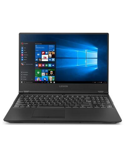 Гейминг лаптоп Lenovo Y540-15IRH, черен - 1