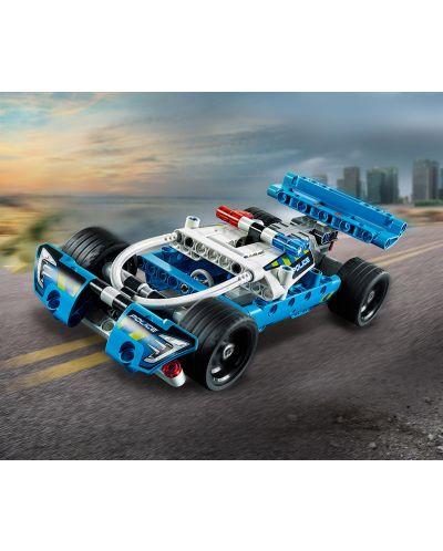 Конструктор Lego Technic - Полицейско преследване (42091) - 9