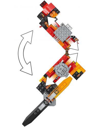 Конструктор Lego Star Wars - Дуел на Mustafar (75269) - 6