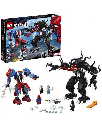 Конструктор Lego Marvel Super Heroes - Spider Mech vs. Venom (76115) - 3