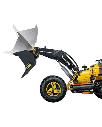 Конструктор Lego Technic - Volvo концепция, колесен товарач (42081) - 7