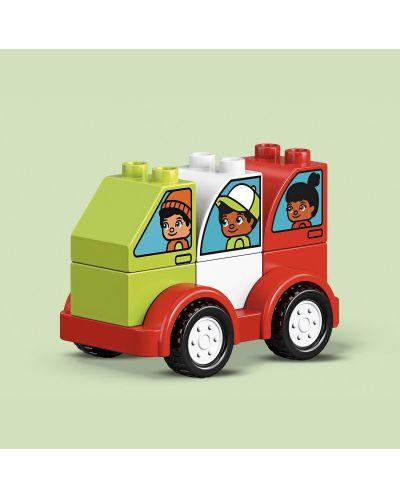 Конструктор Lego Duplo - Моите първи автомобилни творения (10886) - 7