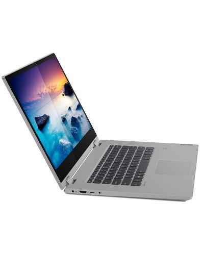 Лаптоп Lenovo IdeaPad - C340-15IML, сребрист - 2