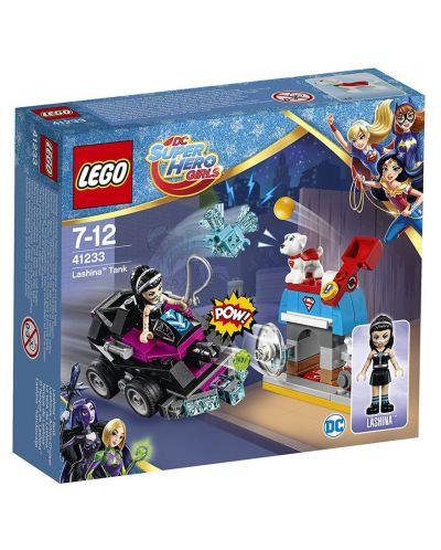 Конструктор Lego DC Super Hero Girls - Танк Лашина™ (41233) - 1