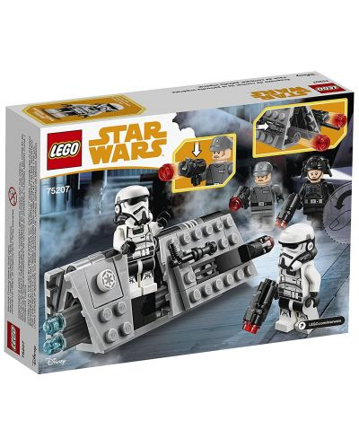 Конструктор Lego Star Wars - Imperial Patrol Battle Pack (75207) - 4