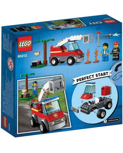 Конструктор Lego City - Изгарящо барбекю (60212) - 9