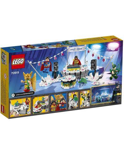 Конструктор Lego Batman Movie - Парти на Лигата на справедливостта (70919) - 4
