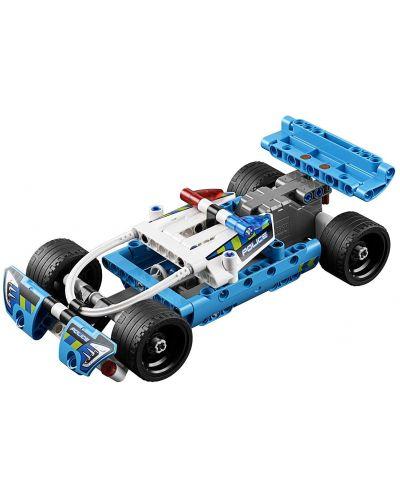 Конструктор Lego Technic - Полицейско преследване (42091) - 3