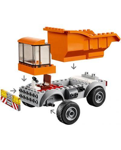 Конструктор Lego City - Боклукчийски камион (60220) - 3