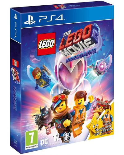 LEGO Movie 2: The Videogame Toy Edition (PS4) - 1