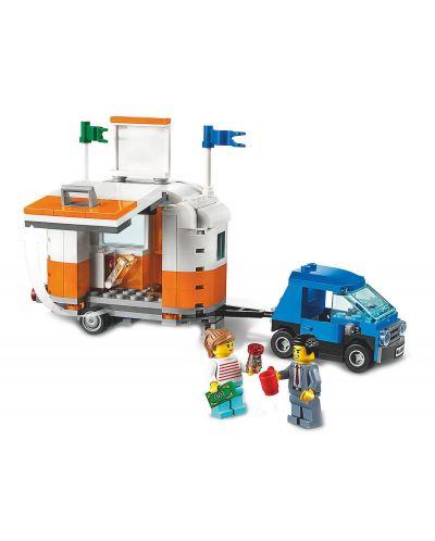 Конструктор Lego City Nitro Wheels - Сервиз за тунинг (60258) - 5